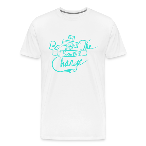 Change - Men's Premium T-Shirt
