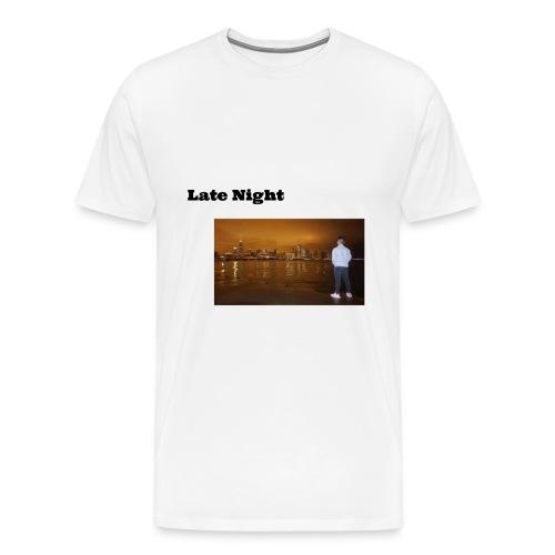 Late Night - Men's Premium T-Shirt