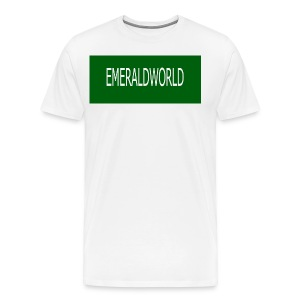 EMERALDWORLD MERCH - Men's Premium T-Shirt