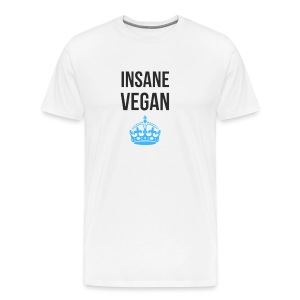 INSANE VEGAN - Men's Premium T-Shirt