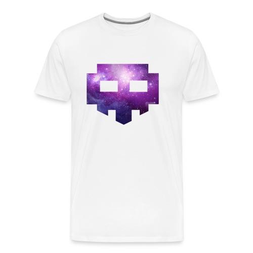 ESG logo Space Colored - Men's Premium T-Shirt