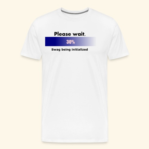 Swag T-Shirts for Young People - Men's Premium T-Shirt