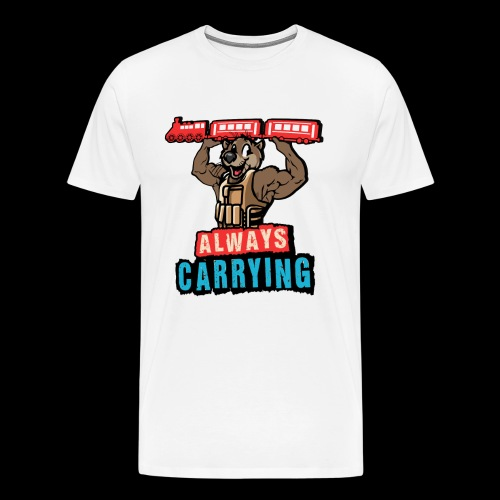 Always Carrying - Men's Premium T-Shirt