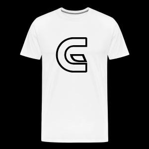CHASE GLO TSHIRT LOGO - Men's Premium T-Shirt
