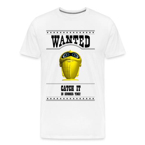 Wanted Fish - Men's Premium T-Shirt