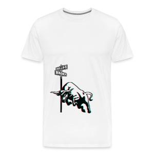 Bulls in the Bronx - Men's Premium T-Shirt