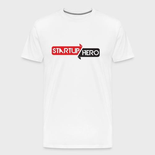 startup hero - Men's Premium T-Shirt