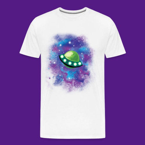 Far Out, Man - Men's Premium T-Shirt