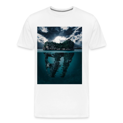 Lost Sea - Men's Premium T-Shirt