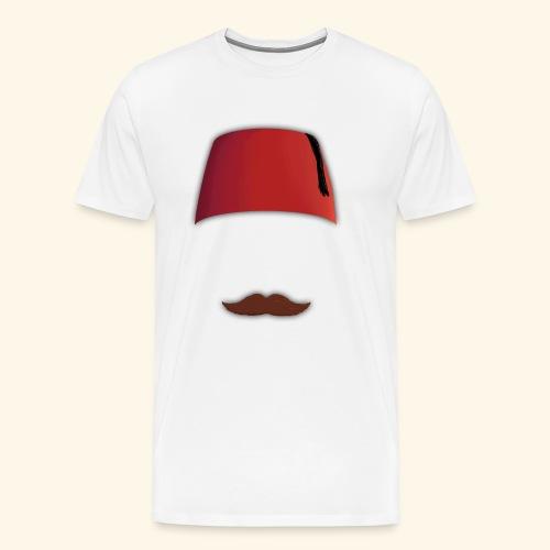 Fez - Men's Premium T-Shirt