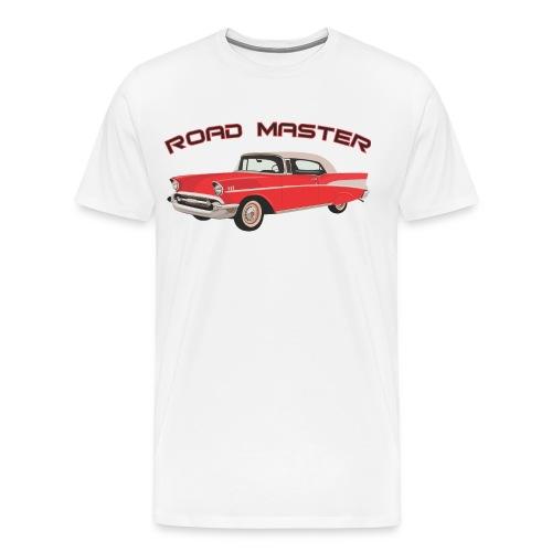 Road Master - Men's Premium T-Shirt