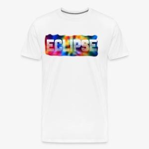 Spray Paint Retro (Faded) - Men's Premium T-Shirt