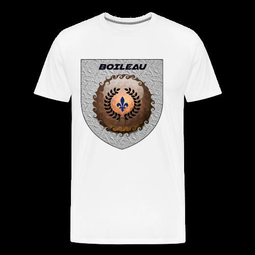 BOILEAU 1 - T-shirt premium pour hommes