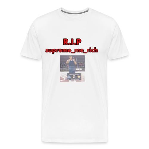 R.I.P - Men's Premium T-Shirt