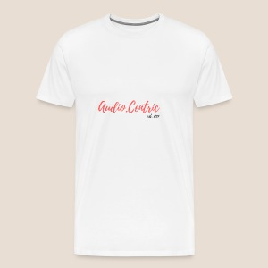 Audio.Centric WH/TE - Men's Premium T-Shirt