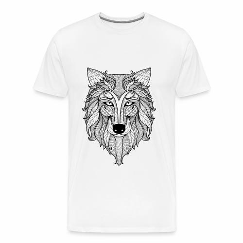 Classy Fox - Men's Premium T-Shirt