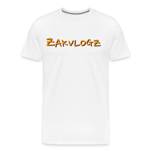 ZakVlogz - Men's Premium T-Shirt
