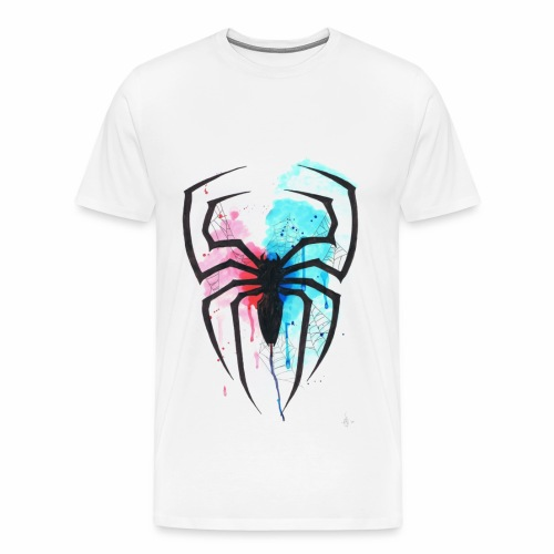 Spider t-shirt, clothing, and accesories - Men's Premium T-Shirt