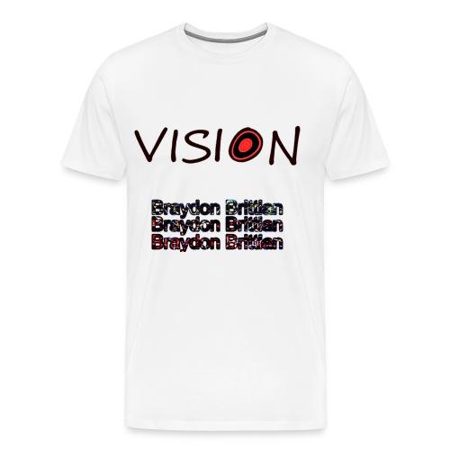 Insane Vision - Men's Premium T-Shirt