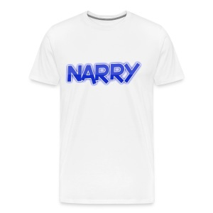 narry tube merch - Men's Premium T-Shirt