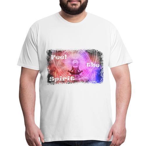 FEEL THE SPIRIT - Men's Premium T-Shirt