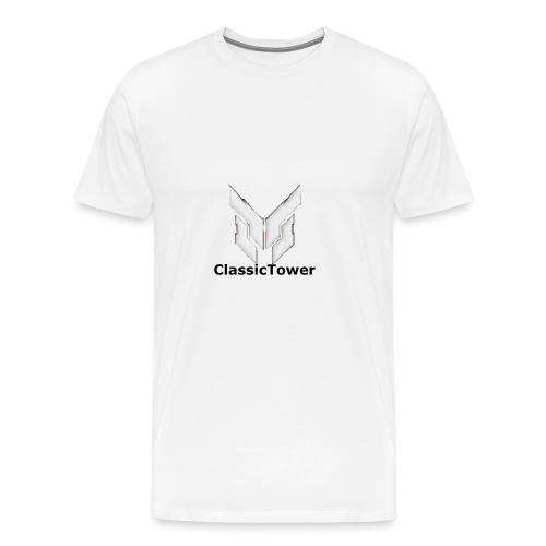 ClassicTowerYT - Men's Premium T-Shirt