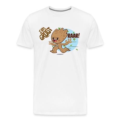 I'm Groot - Men's Premium T-Shirt