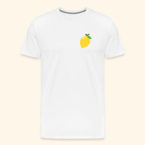 lemon - Men's Premium T-Shirt
