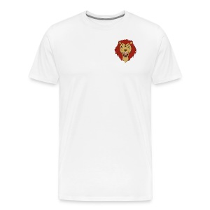 Lion FX Heart - Men's Premium T-Shirt