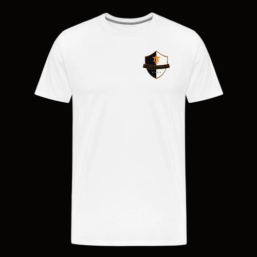 Beyond Earth Gaming Logo - Men's Premium T-Shirt