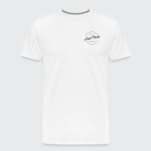 Last PIcks Logo - Men's Premium T-Shirt