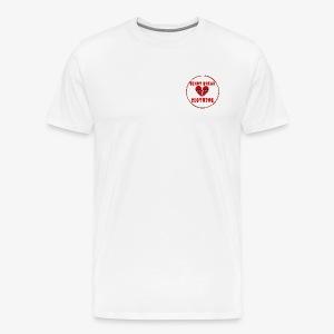 heart break - Men's Premium T-Shirt