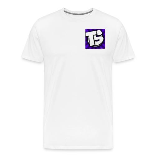 Tristan Snead Logo - Men's Premium T-Shirt