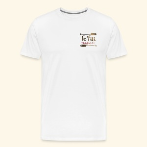 Te'Fiti Trading Co Logo 2 - Men's Premium T-Shirt