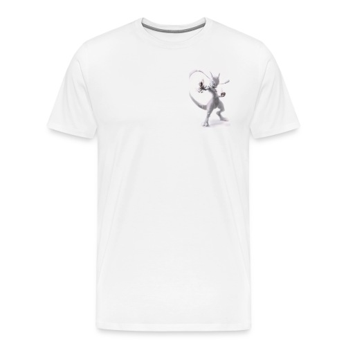 Charzizard, metwo,sandsrew - Men's Premium T-Shirt