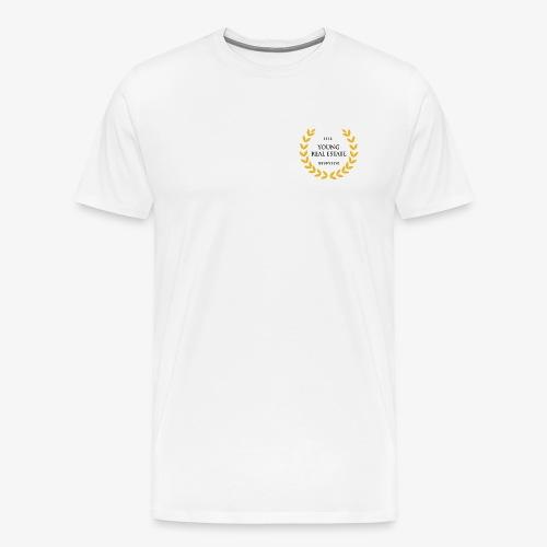 The Young Real Estate Investor - Men's Premium T-Shirt