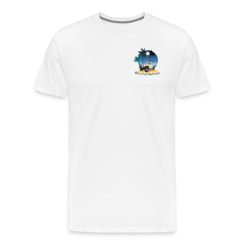 G'day Adventure Tours - Men's Premium T-Shirt