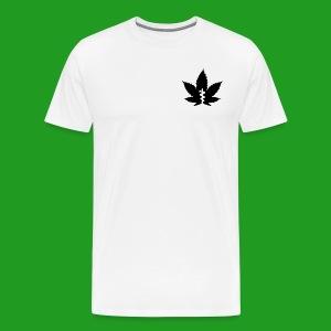 Medical Leaf - Men's Premium T-Shirt