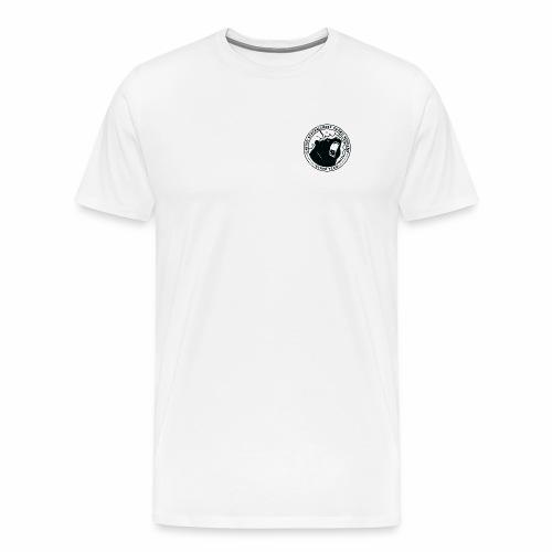 Black Cybear Logo - Men's Premium T-Shirt