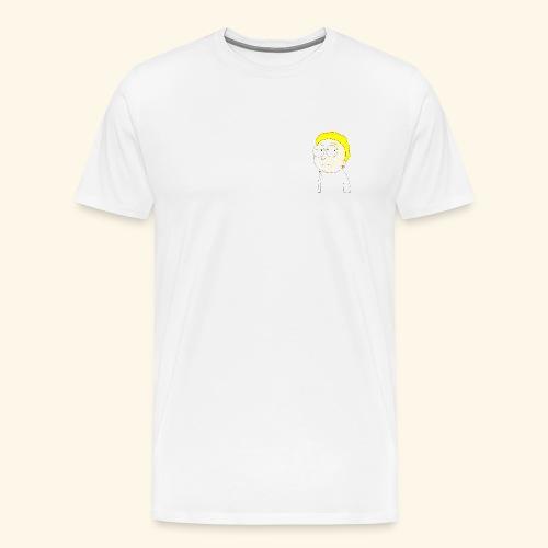 MORTY MATHERS - Men's Premium T-Shirt