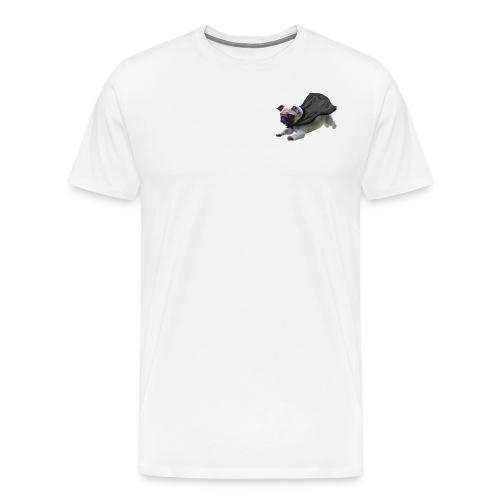 tumblr n17pakq1tx1t5wir4o1 500 - Men's Premium T-Shirt