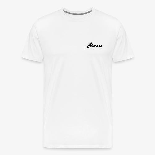 Sincere Apparel - Men's Premium T-Shirt