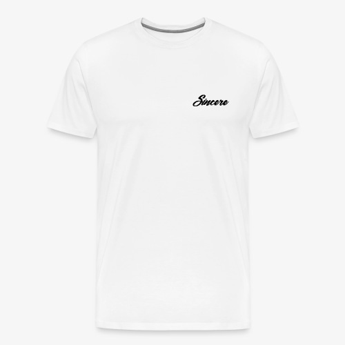 Sincere Apparel - Men's Premium T-Shirt