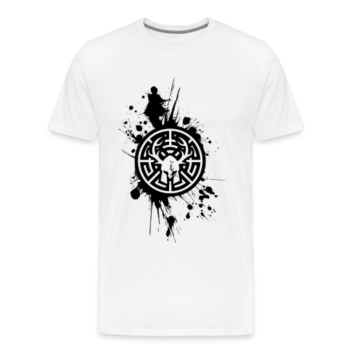 Symbol Of Strength - Men's Premium T-Shirt