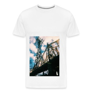Ed Koch bridge - Men's Premium T-Shirt