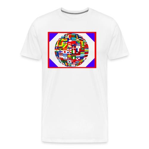 THE VIRAL NETWORK - Men's Premium T-Shirt