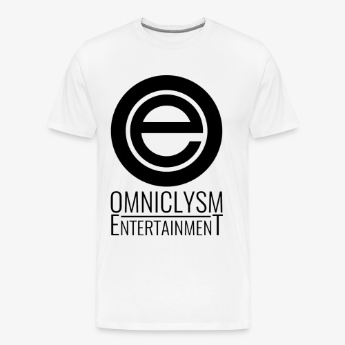 Omniclysm Entertainment Logo - Men's Premium T-Shirt