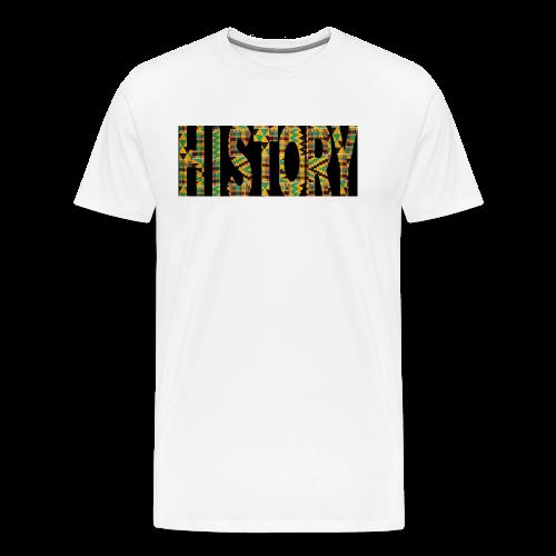 #Woke - Men's Premium T-Shirt