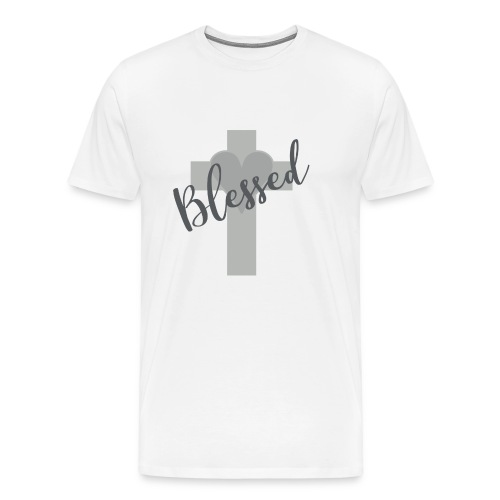 Blessed Heart - Men's Premium T-Shirt