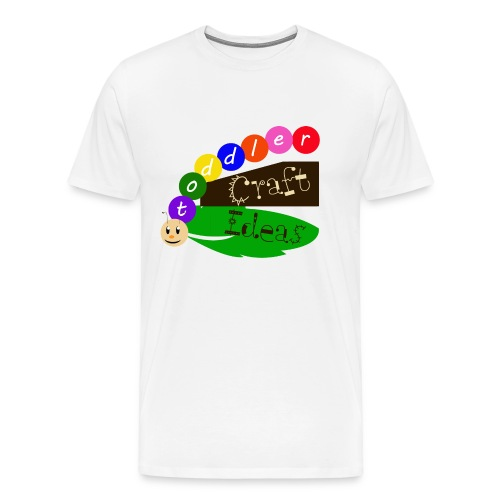 Toddler Craft Ideas Kids T Shirt - Men's Premium T-Shirt